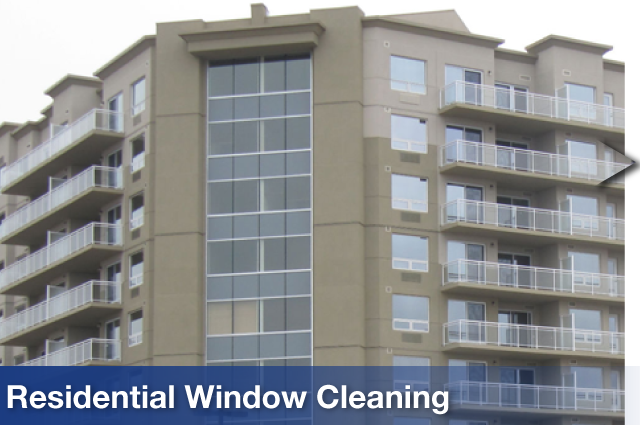 Residentail Window Cleaning