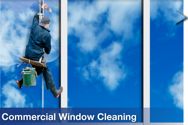 office window cleaning in Edmonton - Commercial Window Cleaning