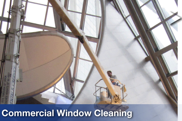 Commercial Window Cleaning